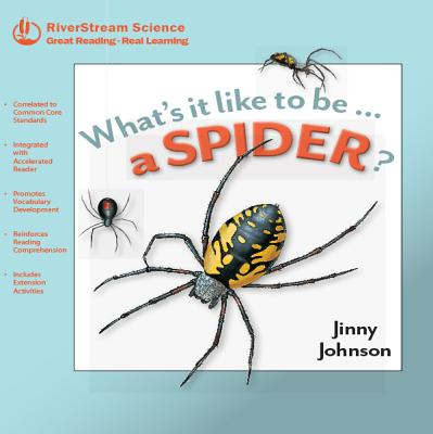A Spider? By Johnson, Jinny